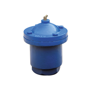 Air Valve Ball Cast Iron PN16 Thread End