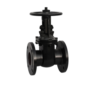 Industrial Gate Valve GOST Cast Iron PN16