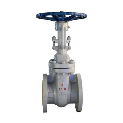 Working principle of gate valve?