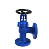 Bellow Seal Angle Globe Valve Cast Steel Pn40