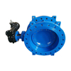 Flange Butterfly Valve AWWA C504 Double Eccentric 150LB