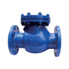 Swing Check Valve GS-C25 PN40 F1 Cast Steel