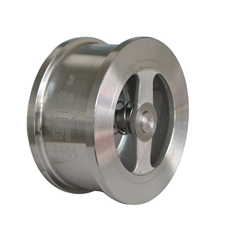 Wafer Check Valve ANSI 150lb CF8 Lift Type