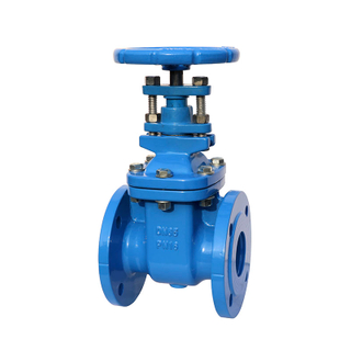 F4/F5 Metal Seal Non-Rising Stem Industrial Gate Valve