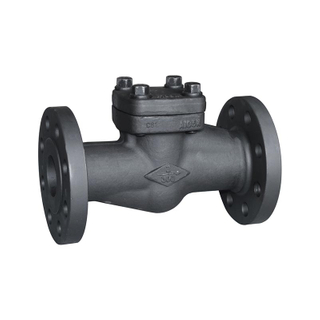Forged Steel Swing Check Valve Flange A105 300lb