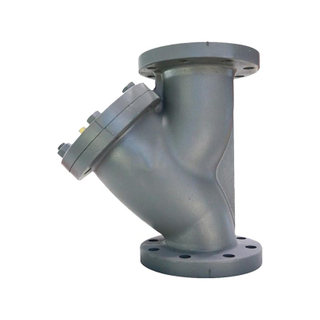 JIS10K Cast Iron Y Type Strainer
