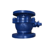 Flange Ball Valve Full Bore ANSI 125LB Cast Iron
