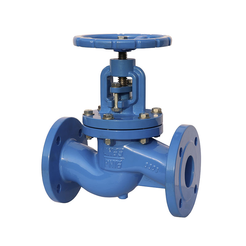 Working principle of Globe Valve